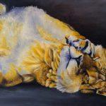 Wildlife Painting by Taylor Nichczynski